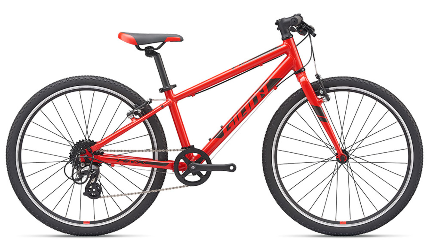 2019 Giant Arx 24 Childs Bike In Red 163 325 00