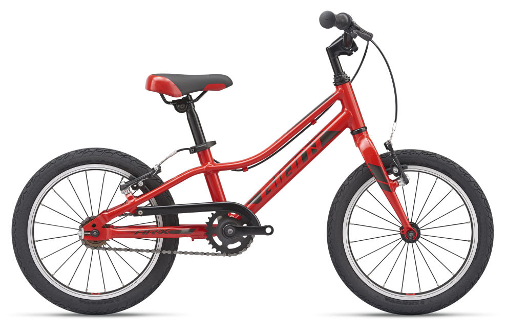 2020 Giant Arx 16 Childs Bike In Red 163 235 00